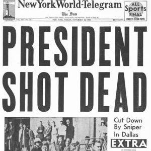 Het Bossche gevoel bij de moord op President Kennedy
